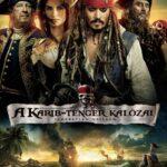 A Karib-tenger kalózai: Ismeretlen vizeken (2011) – DVD ajánló