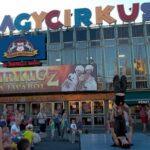 Múzeumok éjszakája a Fővárosi Nagycirkuszban