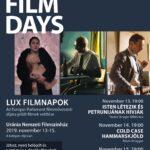 LUX FILMNAPOK az Uránia Nemzeti Filmszínházban – 2019. november 13-15.