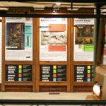 Budapest Kincsei – A Budapesti Történeti Múzeum plakátkiállítása a kisföldalatti peronjain